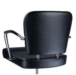 Kadeřnické křeslo LIVIO BD-1003 černé