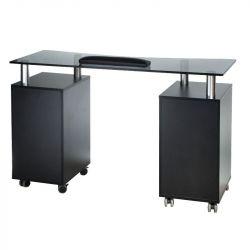 Kosmetický stolek na manikúru BD-3425-1 černý