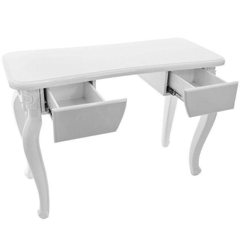 Kosmetický stolek SONIA 2049 STYL bílý 1
