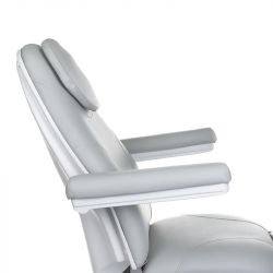 Elektrické kosmetické křeslo AMALFI BT-158 šedé