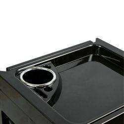 Kadeřnický vozík 048A černý