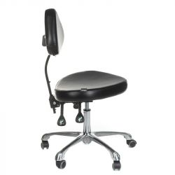 Otočná stolička ATTE INKOO pro tetovací studia