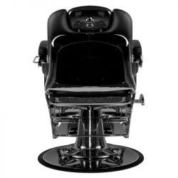 GABBIANO Barbers křeslo CARLO černé
