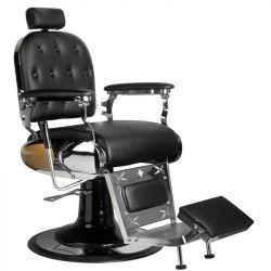 Barbers křeslo LUCA  černé (AS)