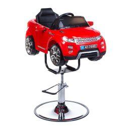 Dětská holičská židle (autíčko) Range Rover červená (BS)