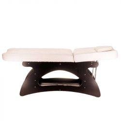 Masážní a kosmetické lehátko Spa & Wellness BD-8241 tmavý ořech
