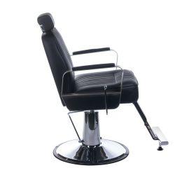 Barbers křeslo HOMER BH-31237 černé