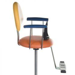 Dětské kadeřnické křeslo BCH-609