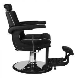Barbers křeslo GABBIANO LORENZO - černé