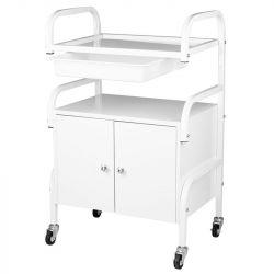 Kosmetický stolek 1018 bílý