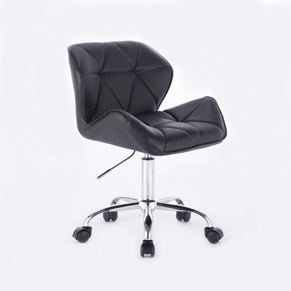 Kosmetická židle HC-111K černá