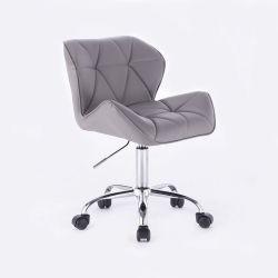 Kosmetická židle HC-111K šedá (V)