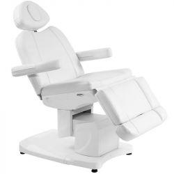 Elektrické kosmetické křeslo AZZURRO 708A bílé