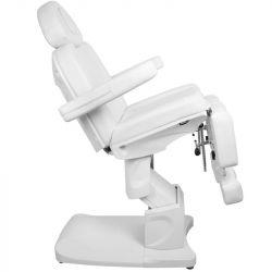 Elektrické kosmetické křeslo AZZURRO 708AS PEDI bílé