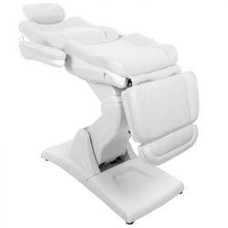 Kosmetické křeslo elektrické AZZURRO 870 bílé