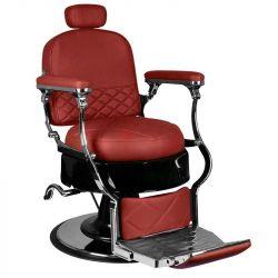 Barber křeslo VITO - bordeaux