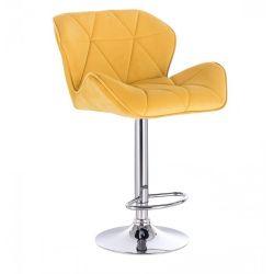 Barová židle MILANO VELUR