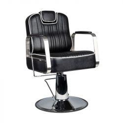 GABBIANO Barber křeslo MATTEO - černé