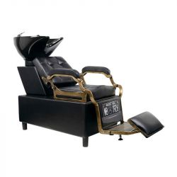 GABBIANO Barber mycí box BOSS - černý