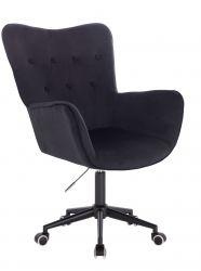 Kosmetická židle NORDEN VELUR