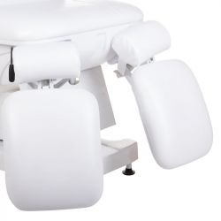 Elektrické kosmetické křeslo AMALFI BT-156 bílé