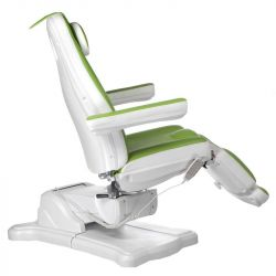 Elektrické kosmetické křeslo MAZARO BR-6672 zelené