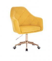 Kosmetické židle ANDORA VELUR