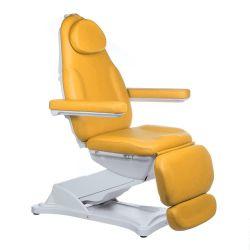 Elektrické kosmetické křeslo MODENA BD-8194 - žluté