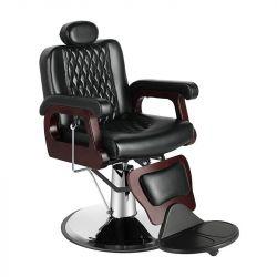 GABBIANO Barber křeslo ROCCO - černé