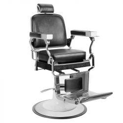 Barbers křeslo GABBIANO PRINCE černé (AS)