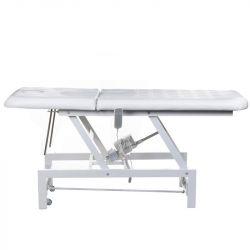 Elektrické masážní lůžko BT-2114 bílé