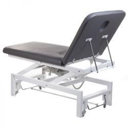 Elektrické masážní lůžko BT-2114 šedé