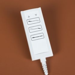 Elektrické SPA & Wellness lehátko BCH-2009 hnědé