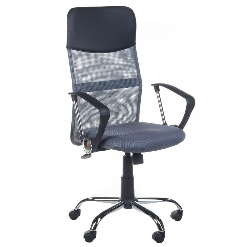 Kancelářská židle CorpoComfort BX-7773 - tmavě šedá