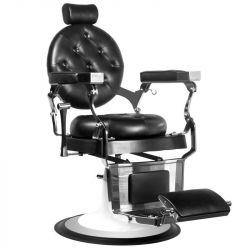 Barbers křeslo IMPERATOR - černá (AS)