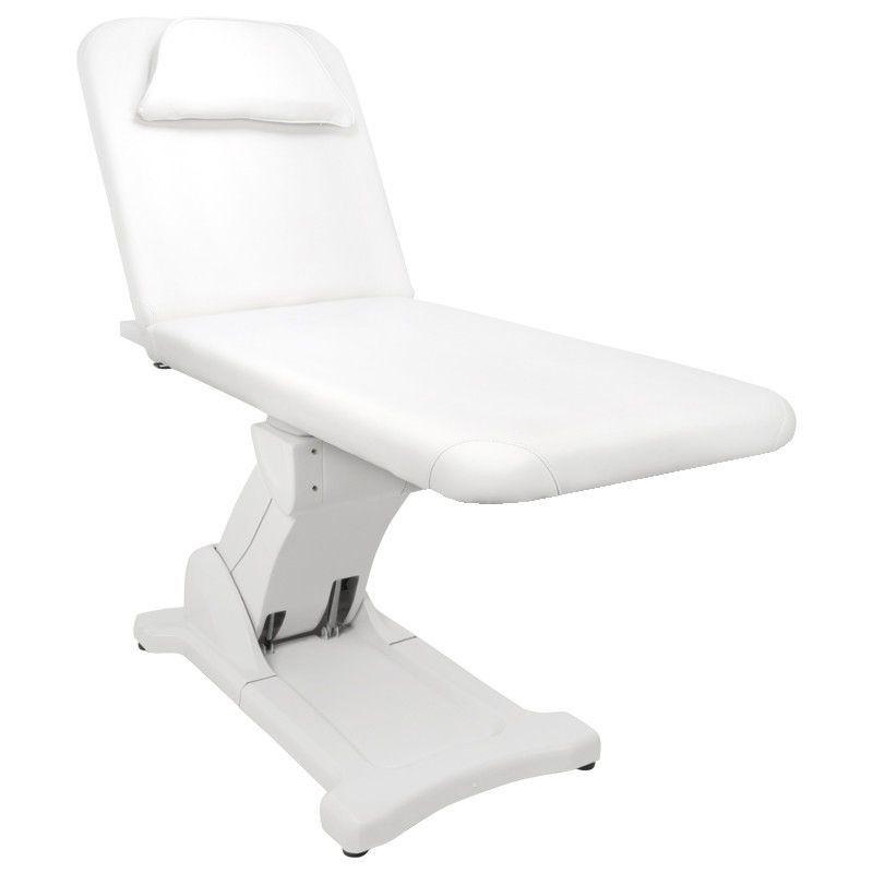 Elektrické masážní lehátko AZZURRO 3808 bílé