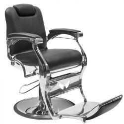 Barber křeslo ANGELO - černé