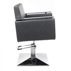 Kadeřnické křeslo MILO BH-6333 šedé