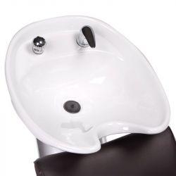 Kadeřnický mycí box DINO BR-3530 hnědá