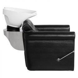 Kadeřnický mycí box GABBIANO BERLIN LUX černý