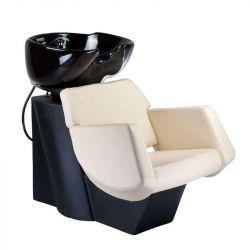 Kadeřnický mycí box NICO BD-7821 krémový
