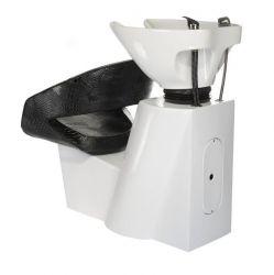 Kadeřnický mycí box PAOLO BH-8031 LUX černý