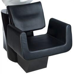 Kadeřnický mycí box VITO BH-8022 černý (BS)